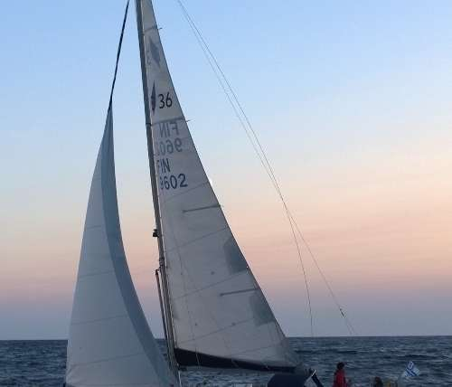 quovadis sailing iltaseiluu espoo helsinki
