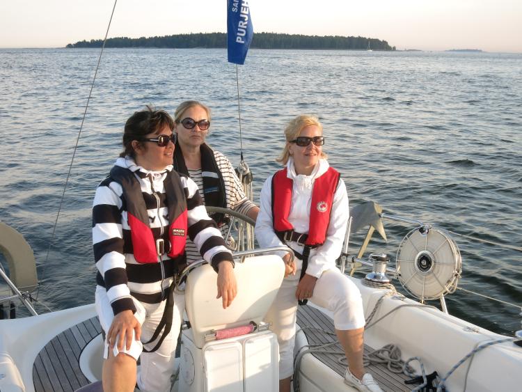 quovadis sailing yrityspurjehdukset espoo helsinki
